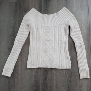 American Eagle Outfitters Scoop Neck Sweater